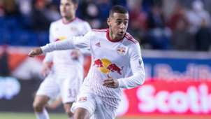Tyler Adams New York Red Bulls CONCACAF Champions League