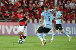 Geuvânio Flamengo vs Gremio 130717