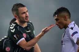 Ali Camdali Vitoria Guimaraes Konyaspor 12/07/17