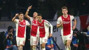 Hakim Ziyech continues impressive run as Ajax demolish NAC Breda