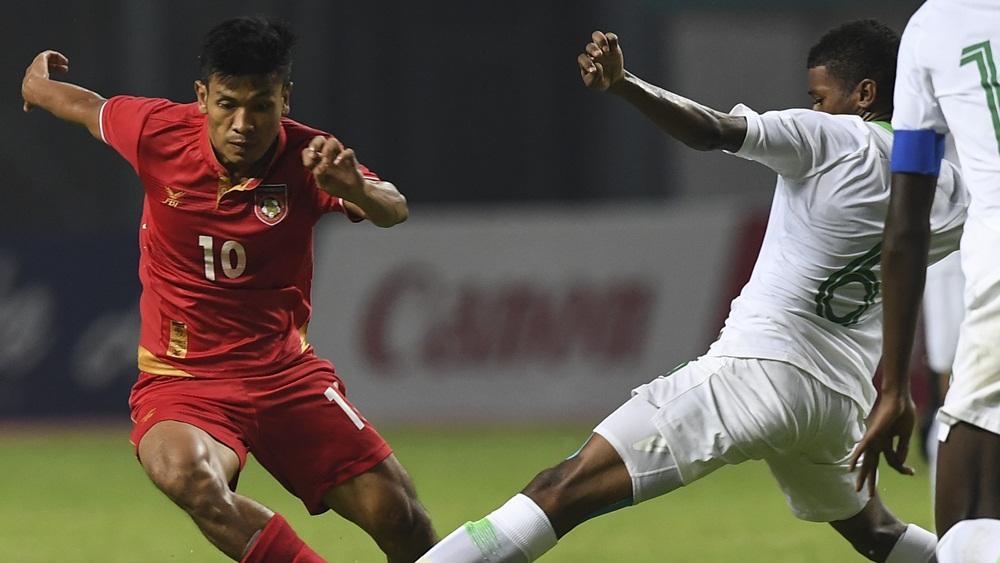 Olympic Myanmar ASIAD 2018