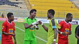 Kotoko & Wa All Stars goalkeepers