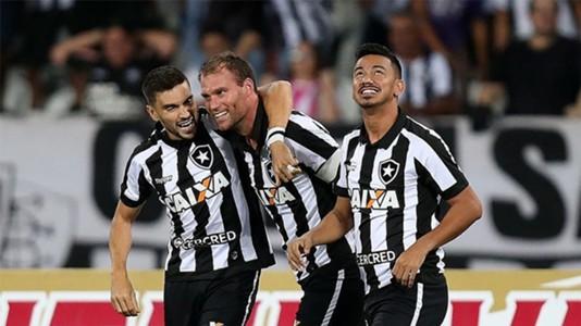 Rodrigo Lindoso Joel Carli Rodrigo Pimpao Botafogo Atletico-MG Copa do Brasil 26072017