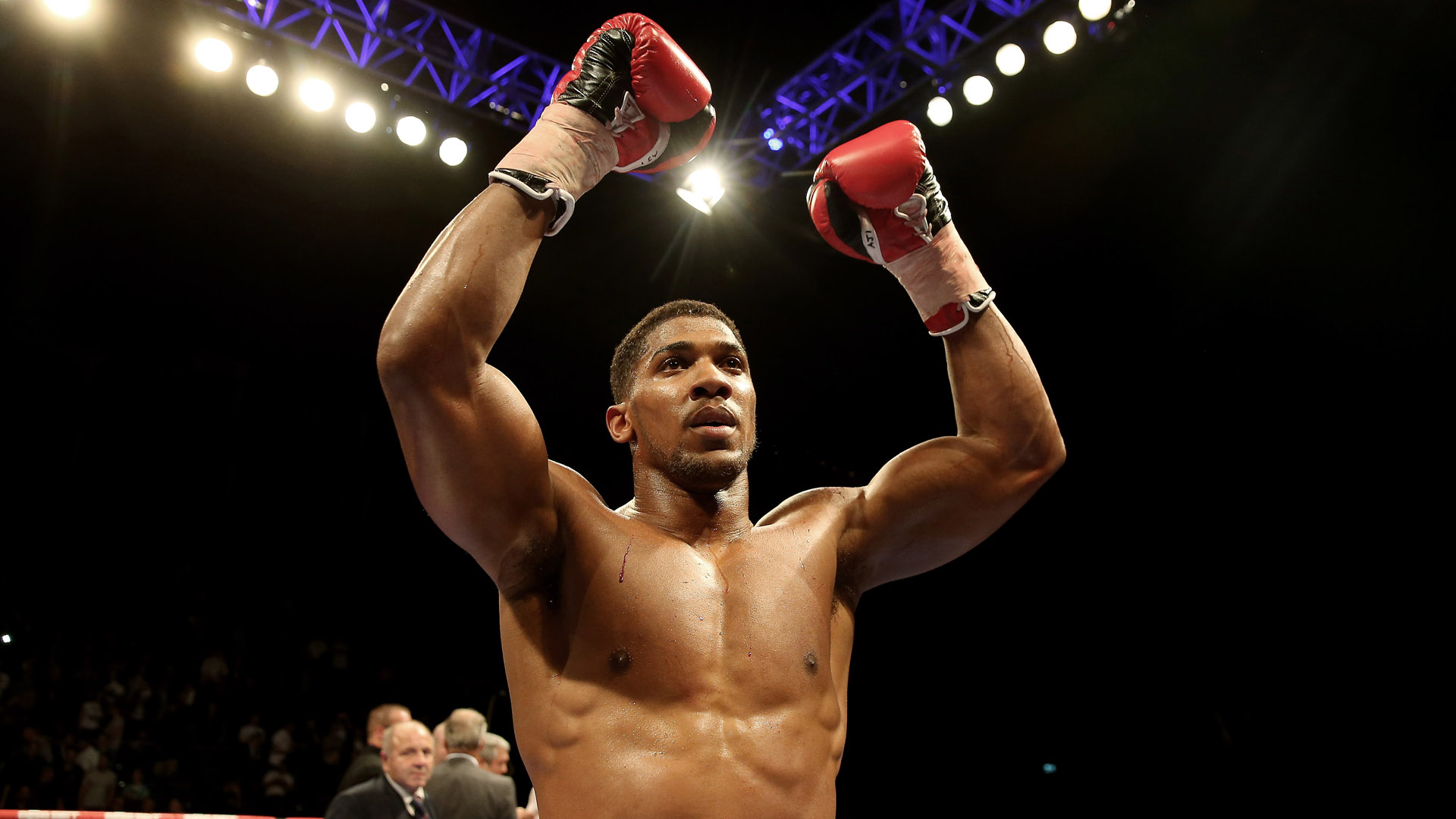 Anthony Joshua Kampf