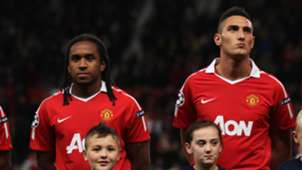 Federico Macheda Anderson Manchester United
