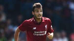 Pedro Chirivella Liverpool