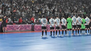 Argentina vs Brasil Futsal