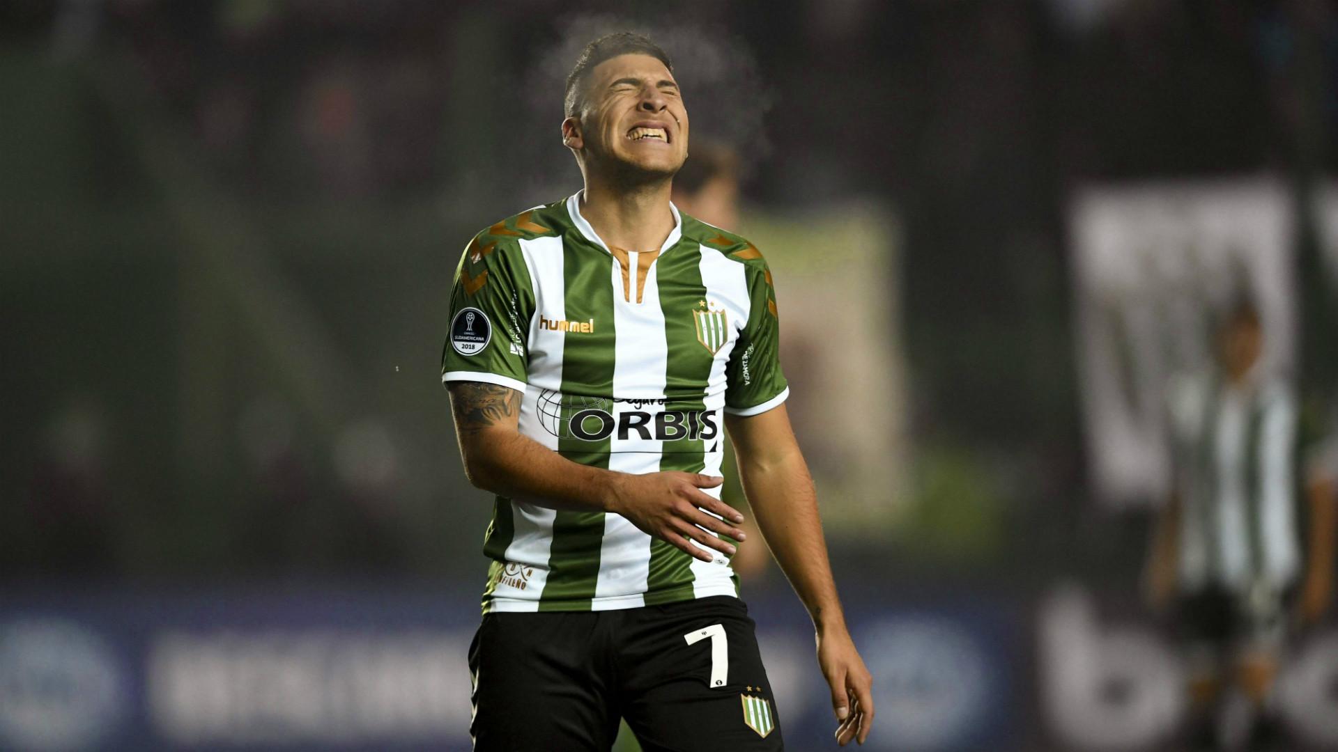 Marcelo Torres Banfield Boston River Copa Sudamericana 2018