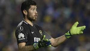 Agustin Rossi Boca Palmeiras Copa Libertadores 25042018