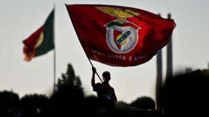 SL Benfica flag
