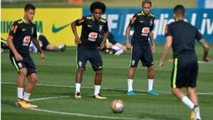 Willian Neymar Coutinho I Brasil I 02 10 17