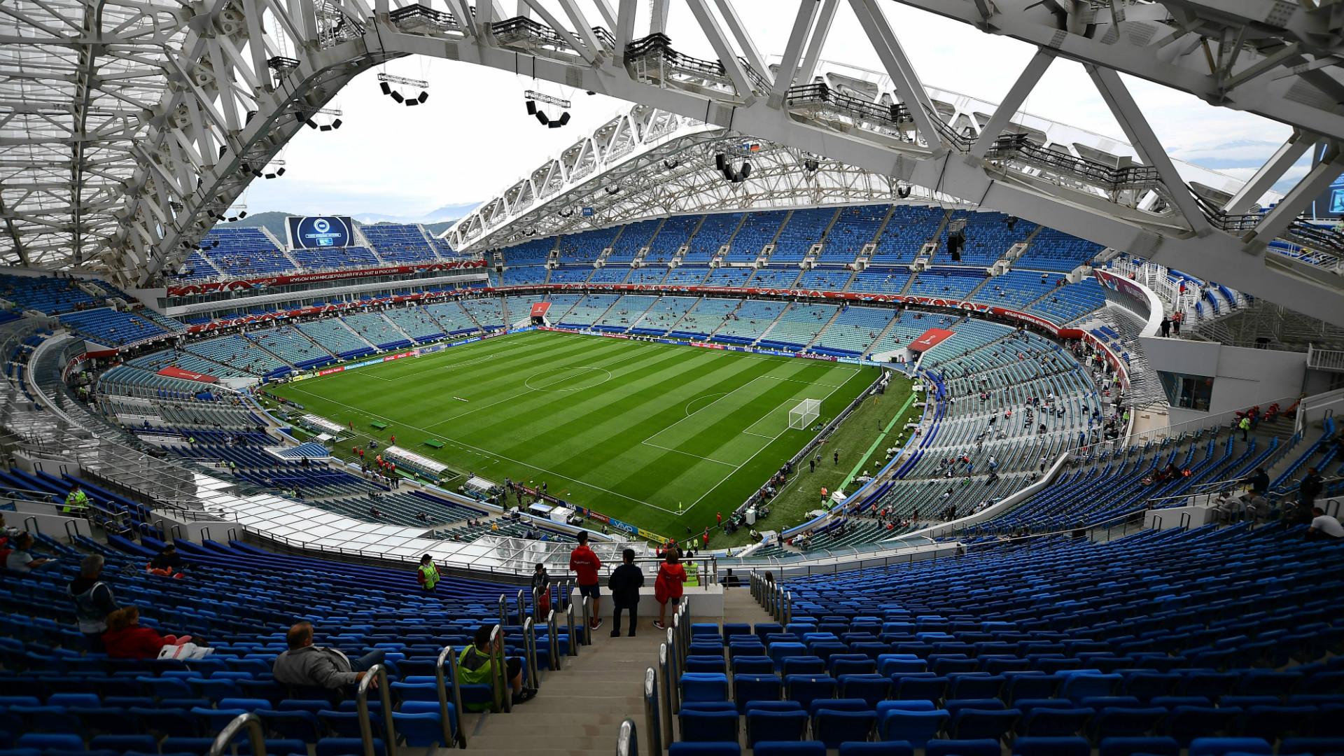 Fisht Stadium Sochi