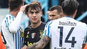 Paulo Dybala SPAL Juventus Serie A
