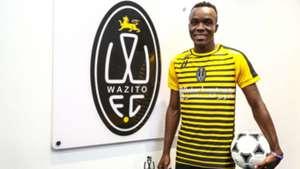 Derrick Otanga of Wazito.