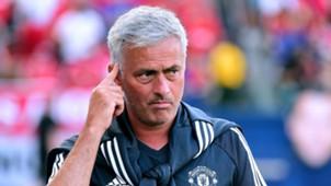 Jose Mourinho, Manchester United, 26072017
