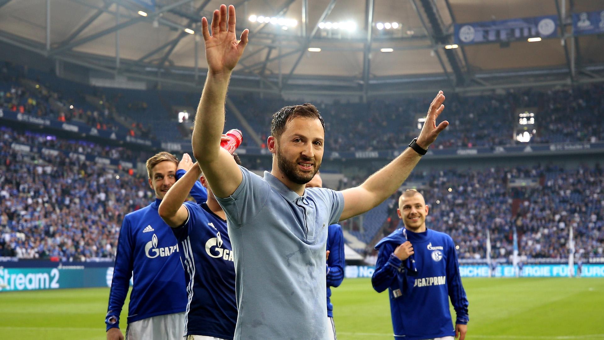 Domenico Tedesco FC Schalke 04 15042018