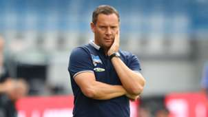 Pal Dardai Hertha BSC Bundesliga 0817