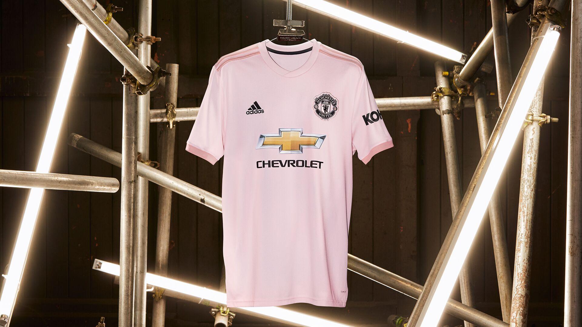 Manchester United Away Kit 2018/19