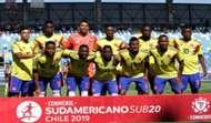 Colombia Sub-20 2019