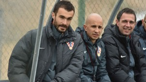 Dario Basic Petar Krpan Hrvatska U17