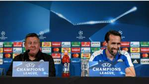 Leicester press conference