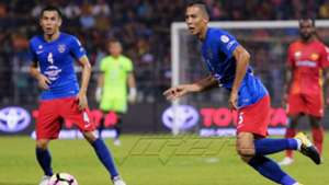 Amirulhadi Zainal, Johor Darul Ta'zim, Malaysia Cup, 18/07/2017