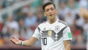 Mesut Ozil Germany 2018