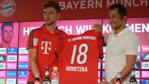 Leon Goretzka Bayern 02082018