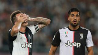 Mario Mandzukic Emre Can Juventus composite