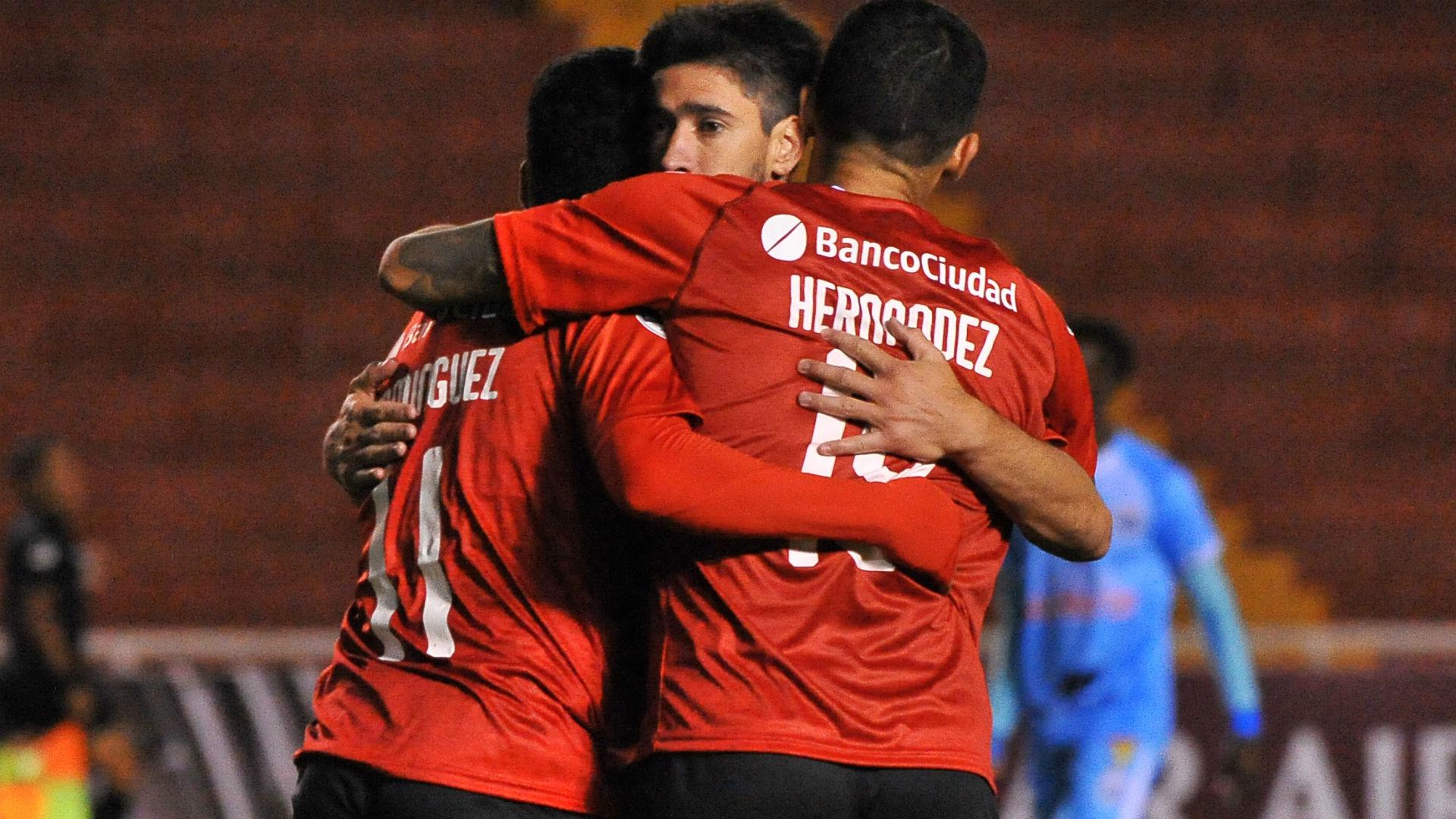 Deportivo Binacional Independiente Copa Sudamericana 01052019