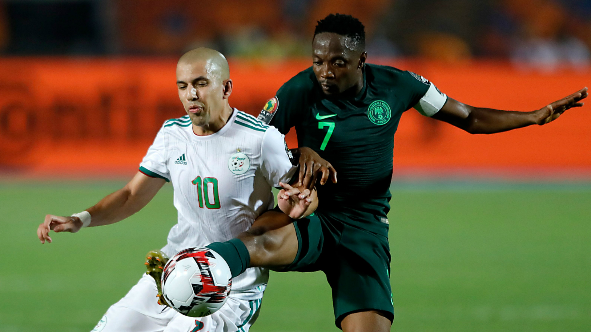 Tunisia vs. Nigeria - Football Match Report