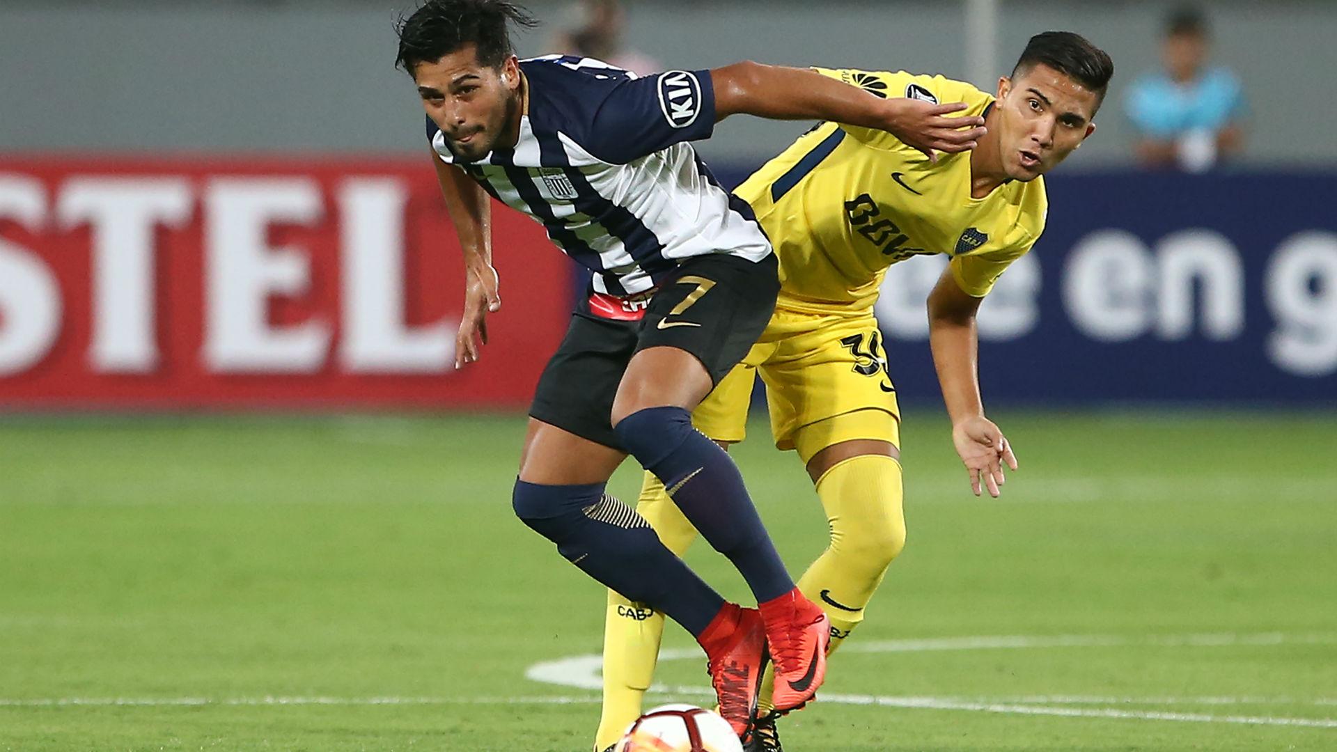 Alberto Rodríguez fue elogiado pese a derrota del Junior — Copa Libertadores