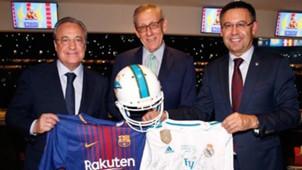 Florentino Pérez Bartomeu Real Madri Barcelona