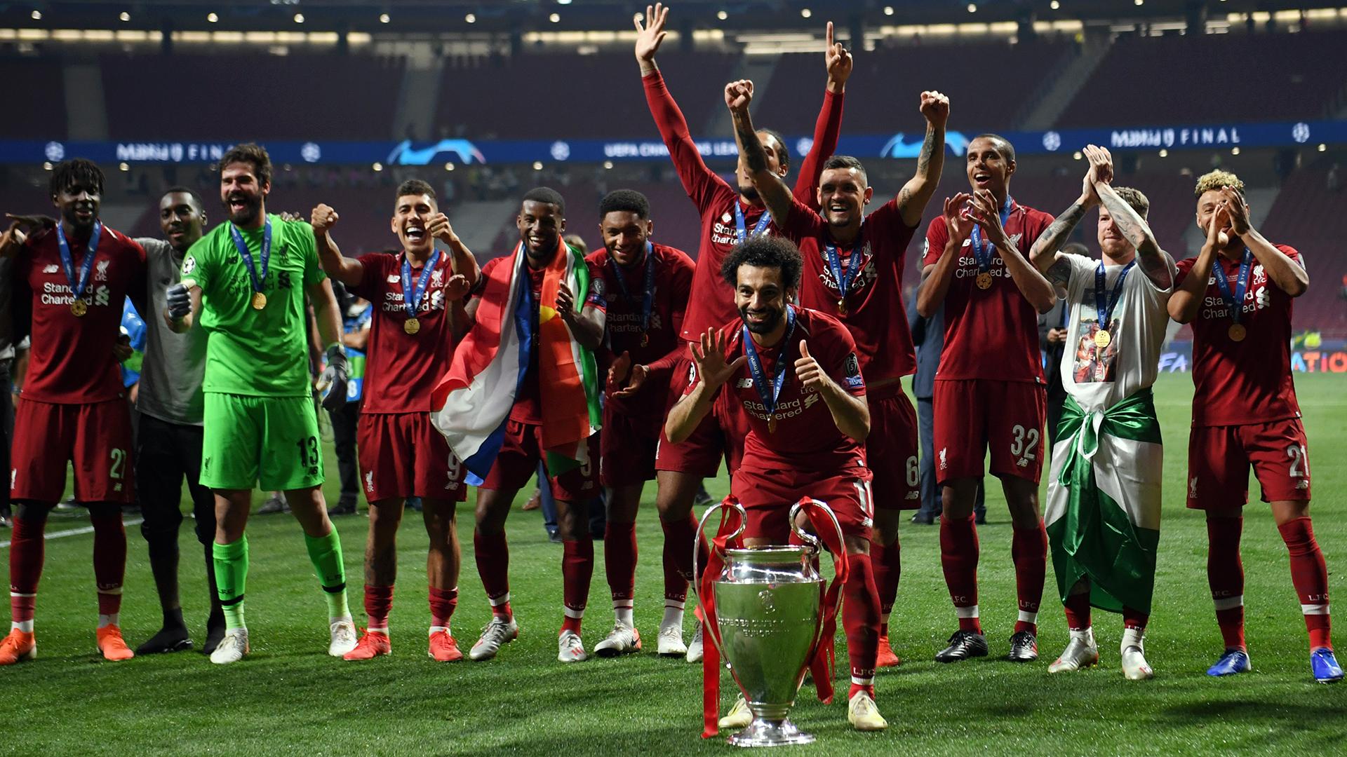 Salah Champions League 2019