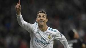 Cristiano Ronaldo Real Madrid PSG Champions League