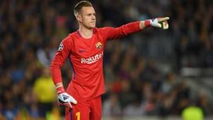FC Barcelona Marc-Andre ter Stegen 04042018