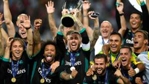 Real Madrid Super Cup 2017