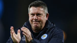 Craig Shakespeare Leicester