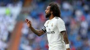 Marcelo Real Madrid Villarreal LaLiga 05052019