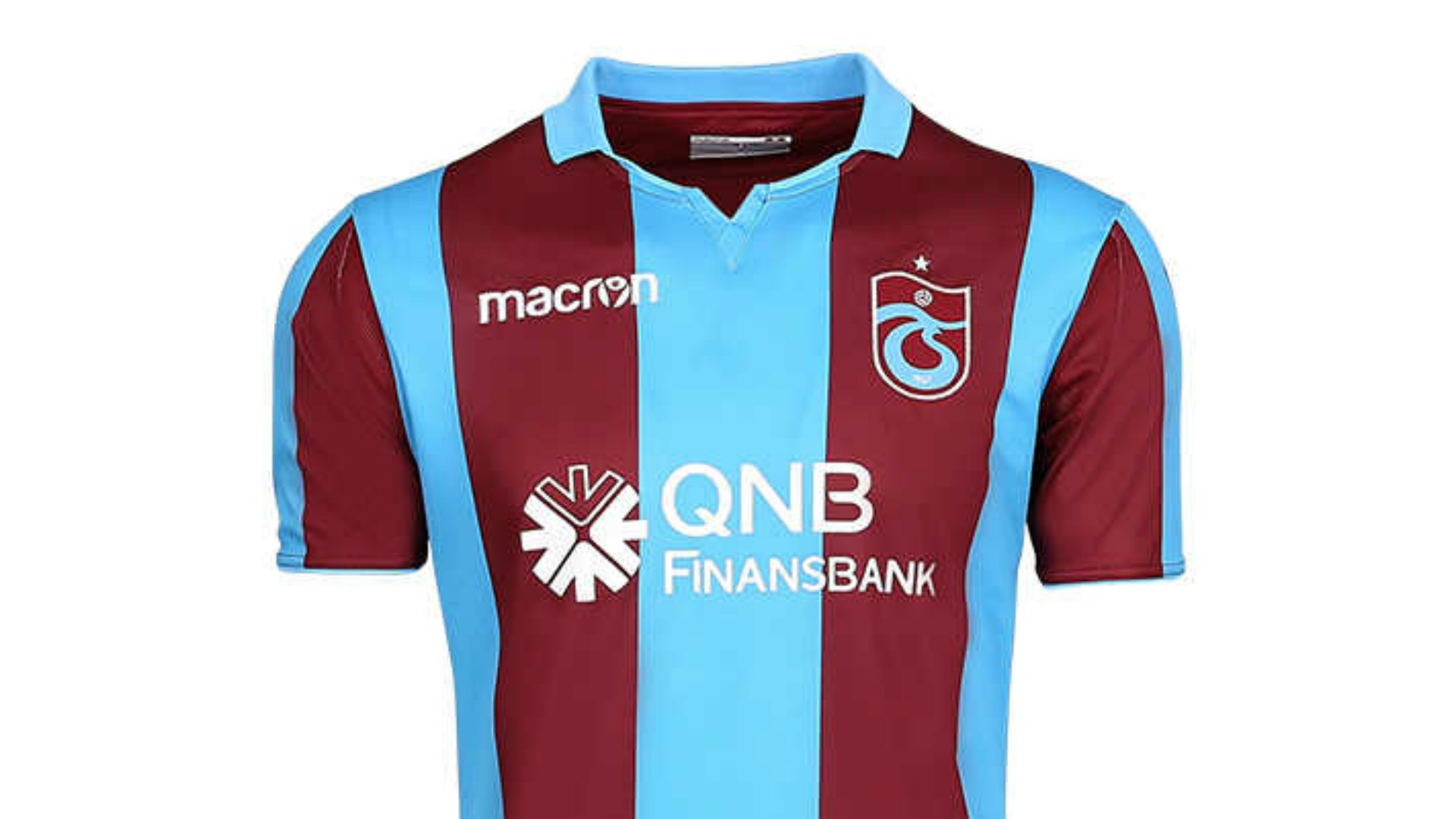 Trabzonspor home kit 2018-19
