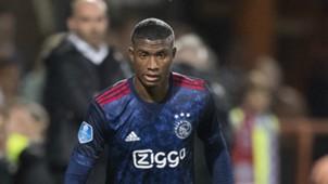 Luis Orejuela, ASV De Dijk - Ajax, 25-10-2017