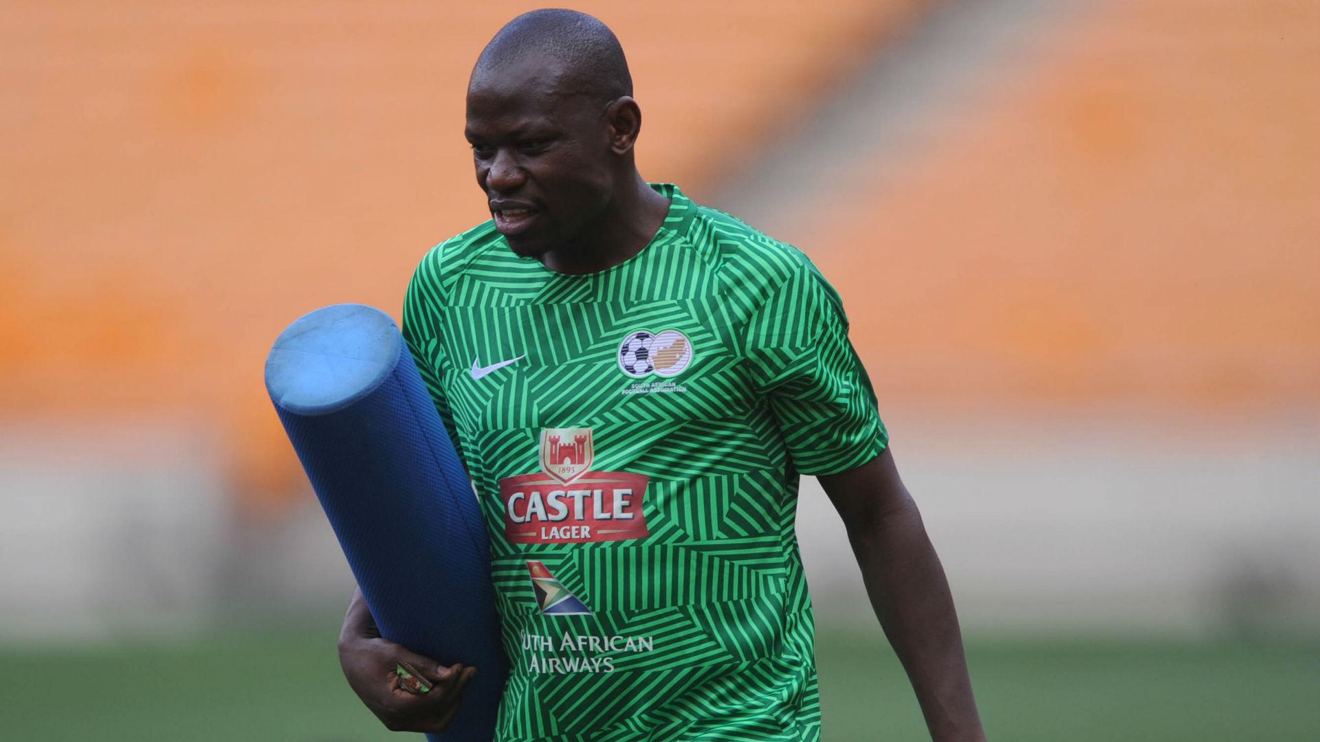 Bafana Bafana, Hlompho Kekana