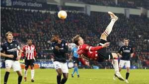 Luuk de Jong, PSV, 11242018