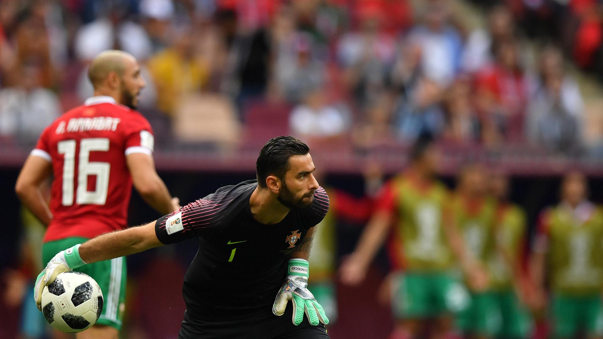 Portugal Marokko WM 2018 20062018