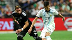 Mexico's top team given lesson as it fails Argentina test