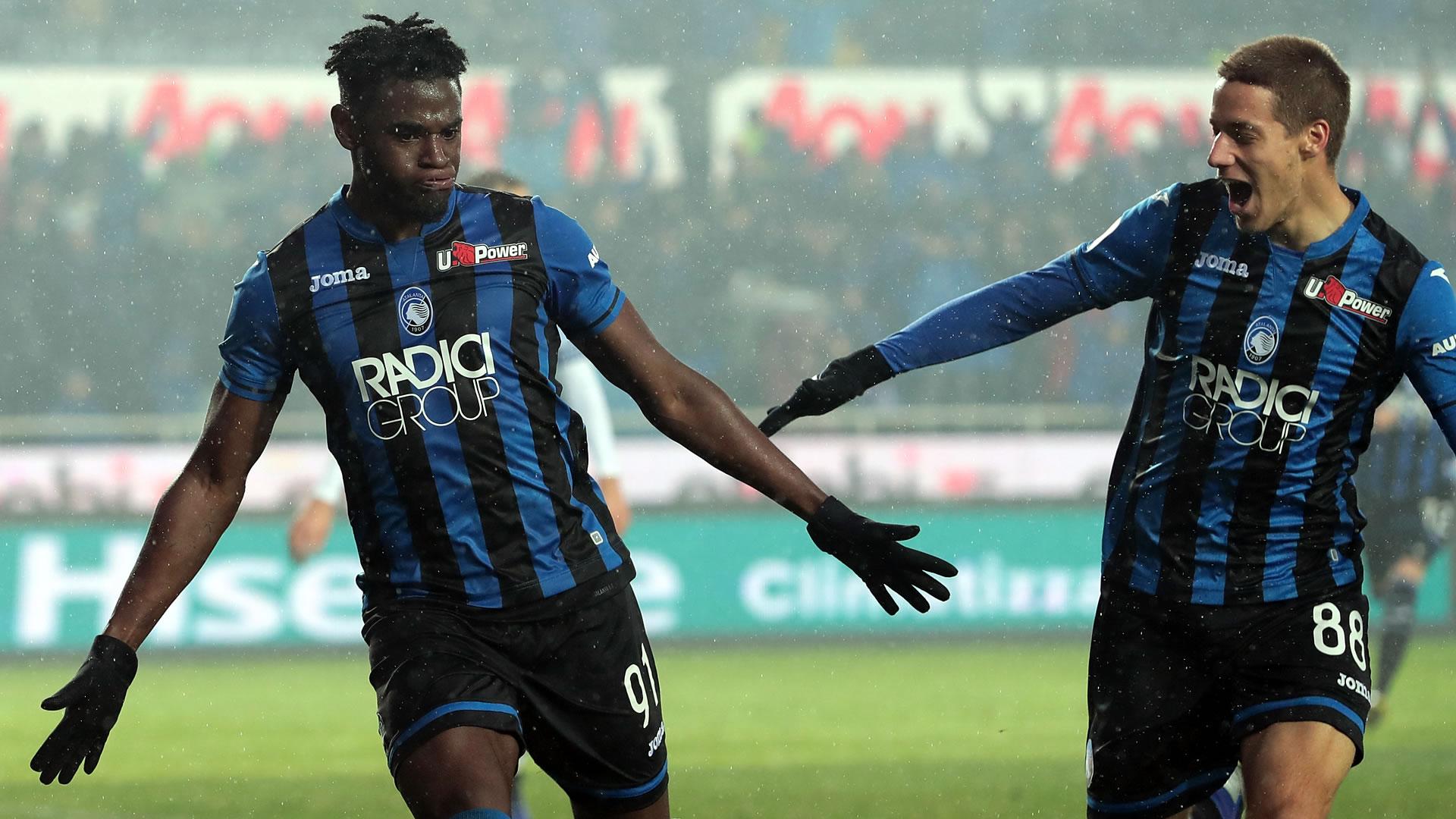 Duvan Zapata Atalanta SPAL Serie A 2019