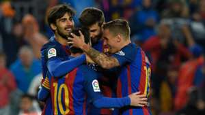 Barcelona Osasuna LaLiga 26042017