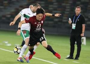 Al Wahda v Lokomotiv; AFC Champions LEague