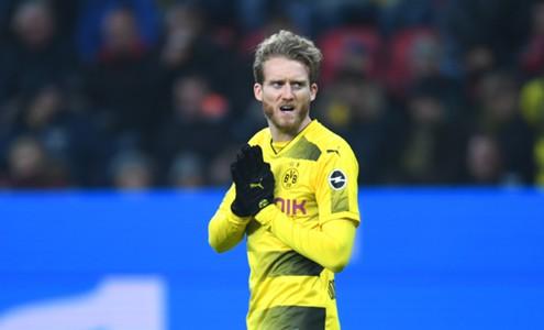 Andre Schürrle Borussia Dortmund