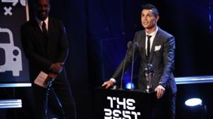 Best FIFA Football Awards 2017 Cristiano Ronaldo